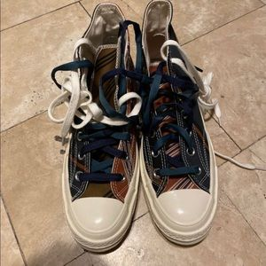 Prep twisted converse